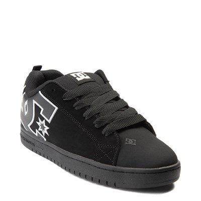 Alternate view of Mens DC Court Graffik SE Skate Shoe