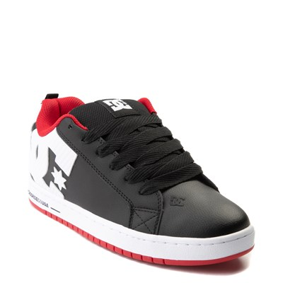 Alternate view of Mens DC Court Graffik Skate Shoe