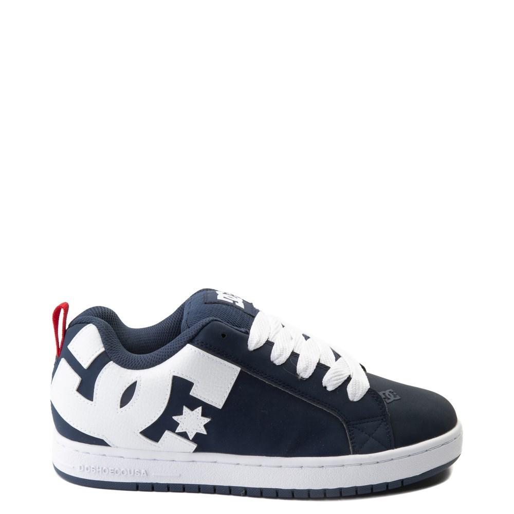Mens DC Court Graffik Skate Shoe