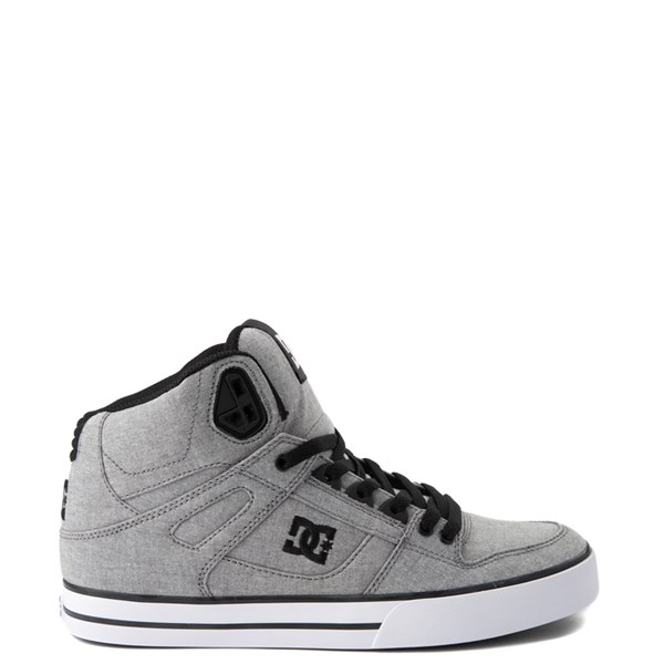 Mens DC Pure Hi TX SE Skate Shoe