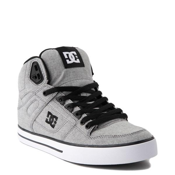 Alternate view of Mens DC Pure Hi TX SE Skate Shoe