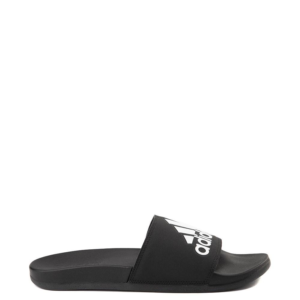 ece40ac35ee2c Mens adidas Adilette Comfort Slide Sandal. default view ...
