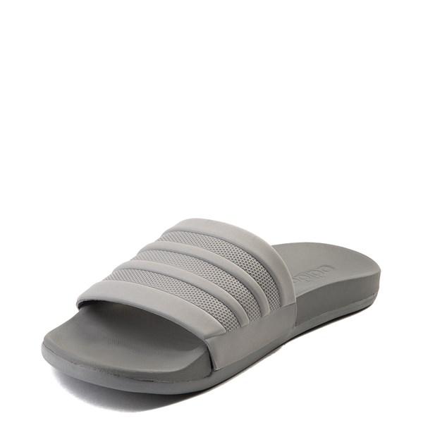 alternate view Mens adidas Adilette Comfort Slide SandalALT3