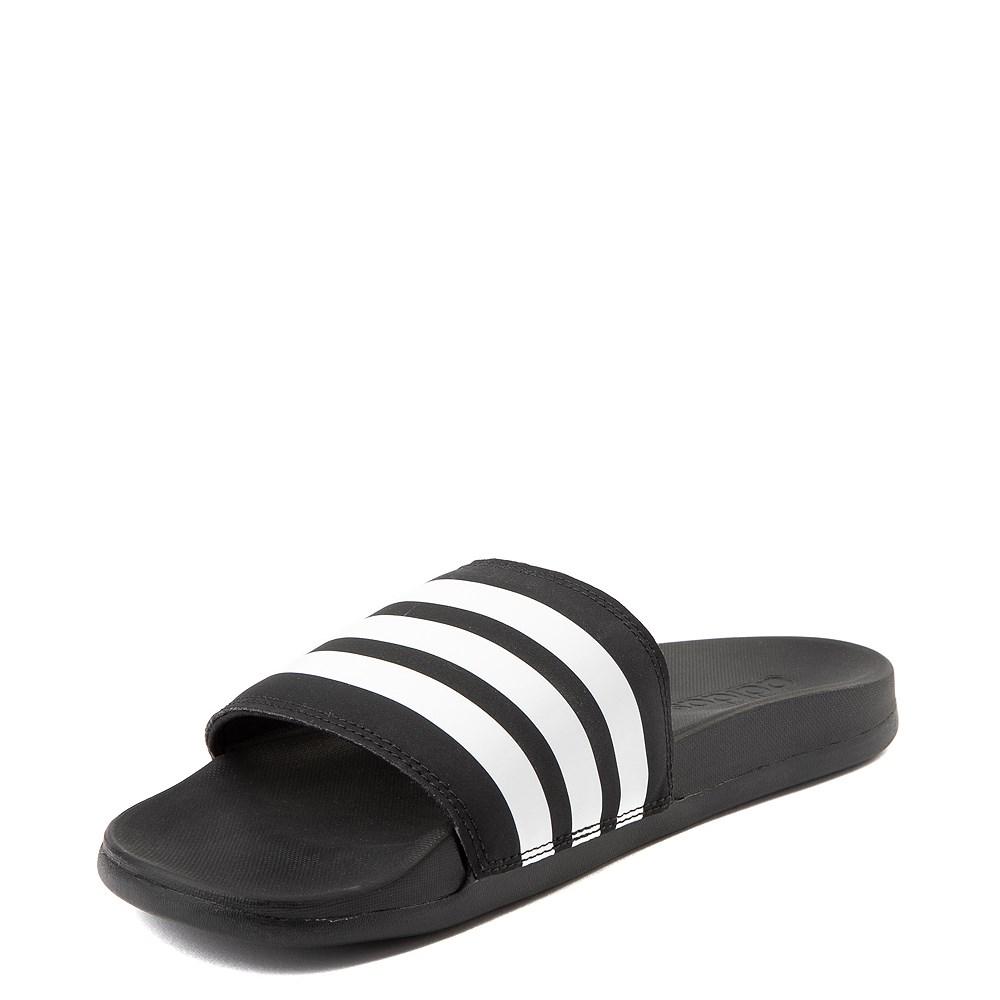 b3045fbca4b65 Mens adidas Adilette Comfort Slide Sandal
