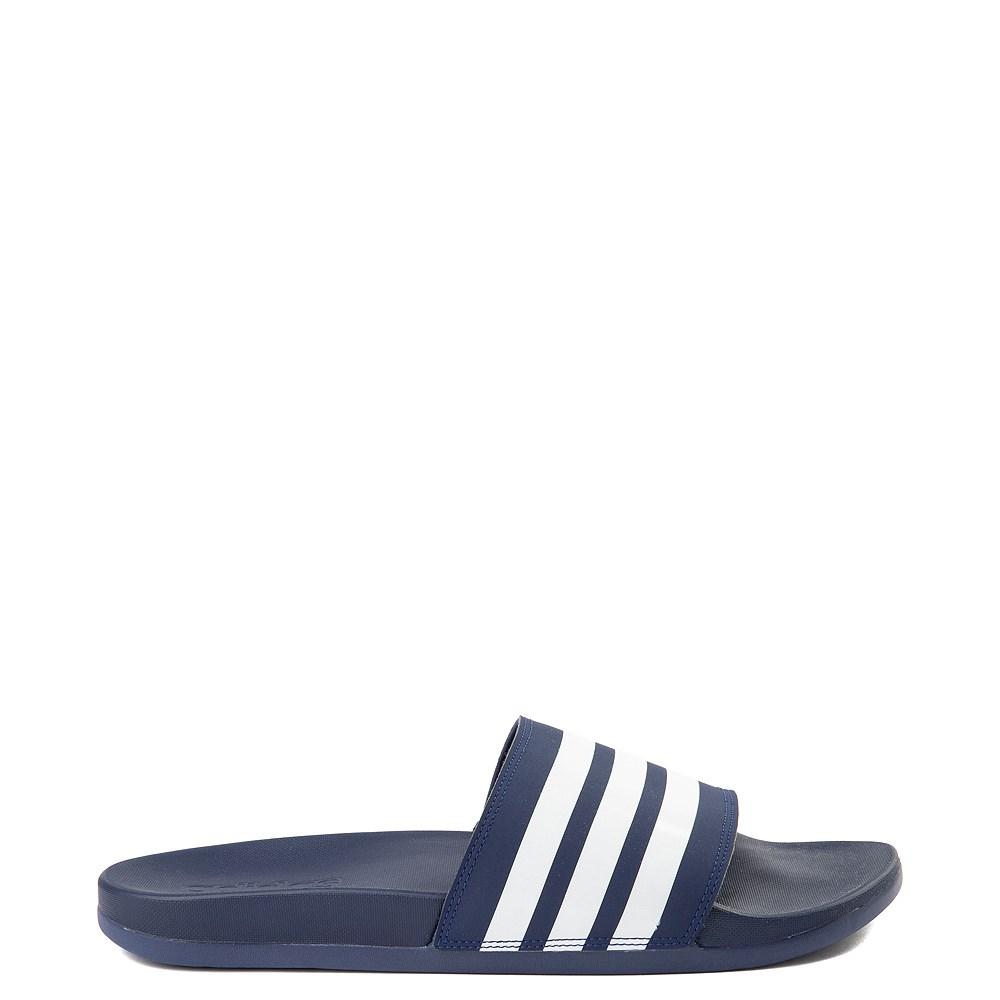 8f60a8277 Mens adidas Adilette Comfort Slide Sandal. alternate image default view ...