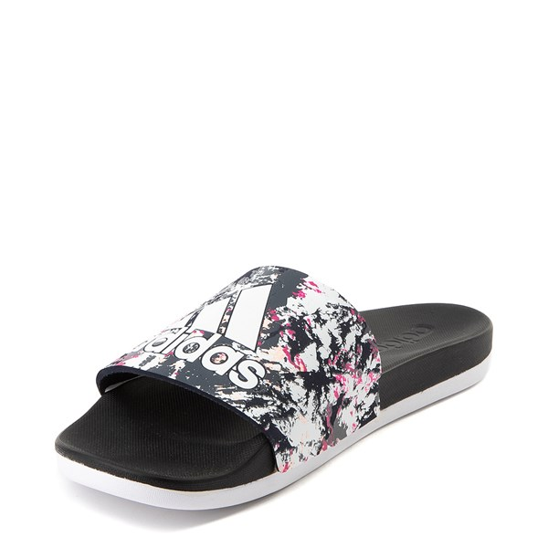 alternate view Womens adidas Adilette Comfort Slide SandalALT3