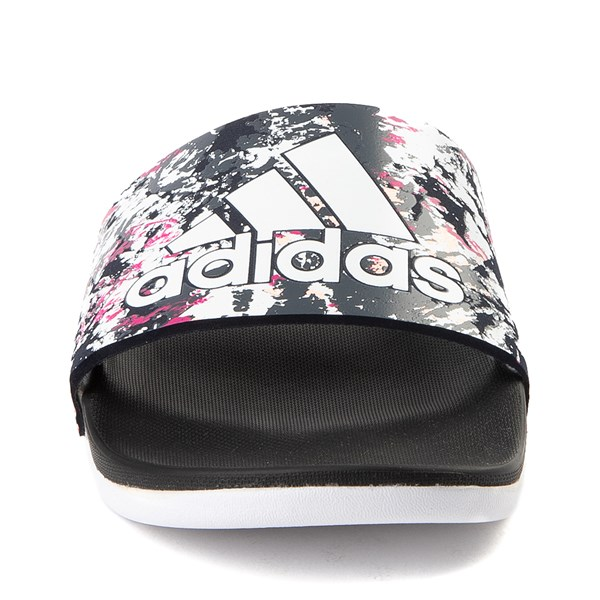 alternate view Womens adidas Adilette Comfort Slide SandalALT4