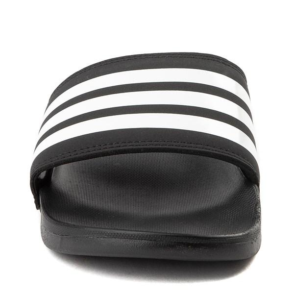 alternate view Womens adidas Adilette Comfort Slide SandalALT4