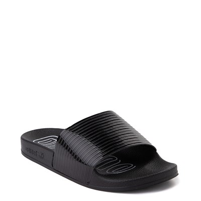 Alternate view of Womens adidas Adilette Out Loud Slide Sandal