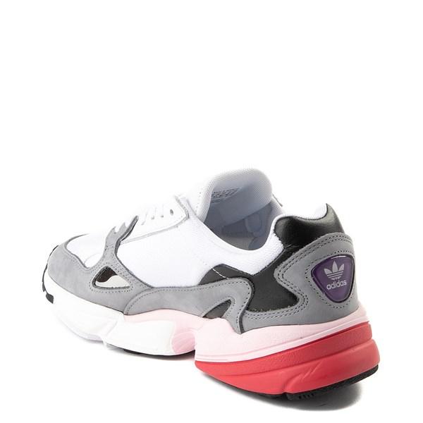 alternate view Womens adidas Falcon Athletic ShoeALT2