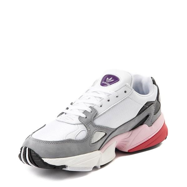 alternate view Womens adidas Falcon Athletic ShoeALT3
