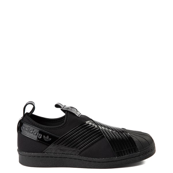 Womens adidas Superstar Slip On Out Loud Athletic Shoe