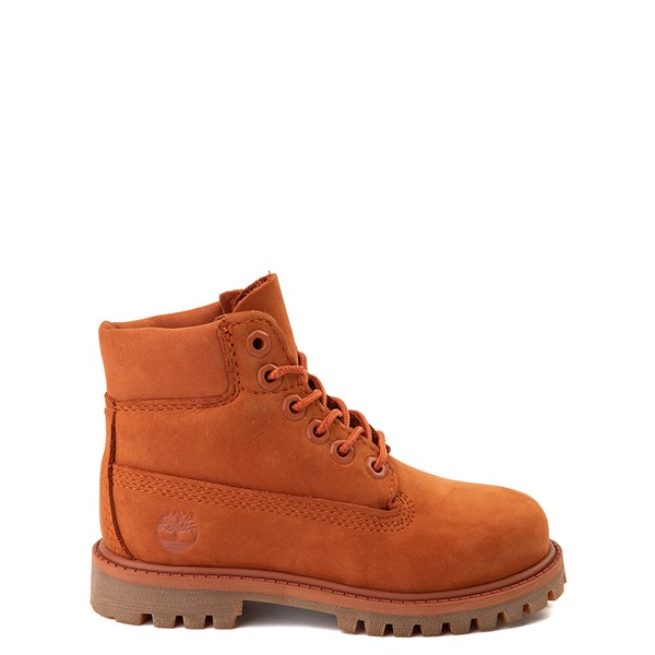 "Default view of Timberland 6"" Classic Boot - Toddler / Little Kid - Smoked Paprika"
