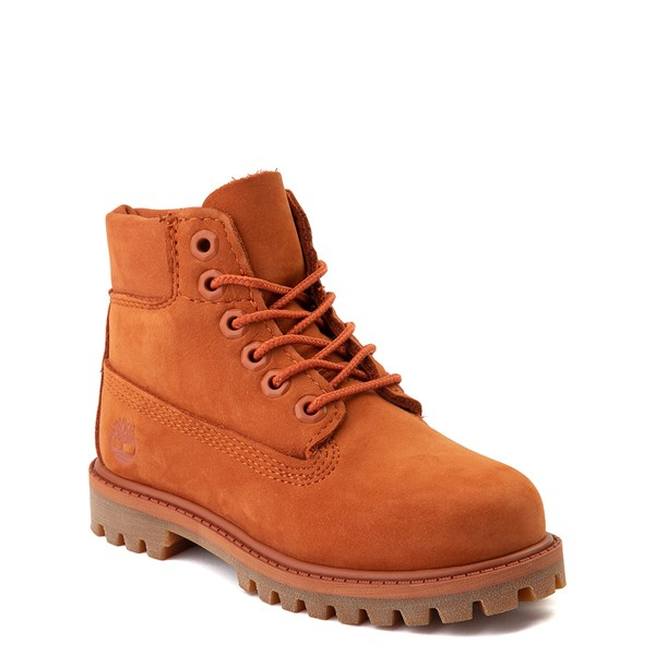 "alternate view Timberland 6"" Classic Boot - Toddler / Little Kid - Smoked PaprikaALT1"