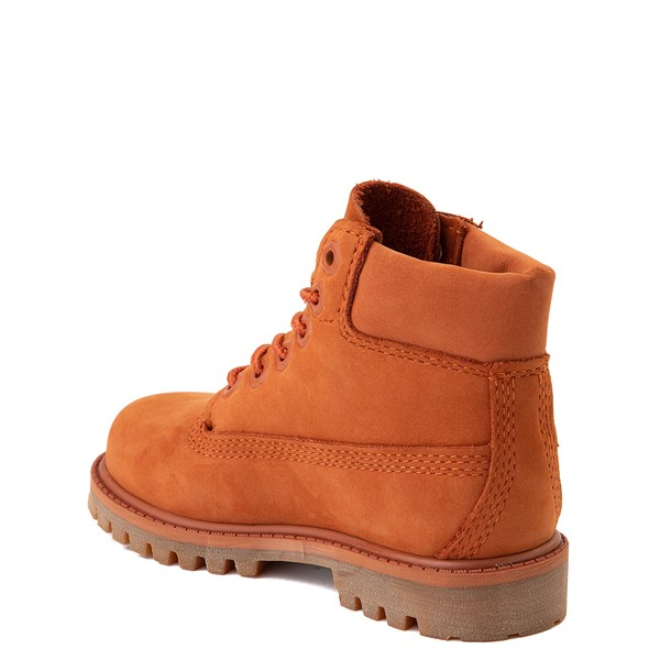 "alternate view Timberland 6"" Classic Boot - Toddler / Little Kid - Smoked PaprikaALT2"