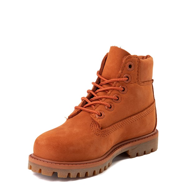 "alternate view Timberland 6"" Classic Boot - Toddler / Little Kid - Smoked PaprikaALT3"