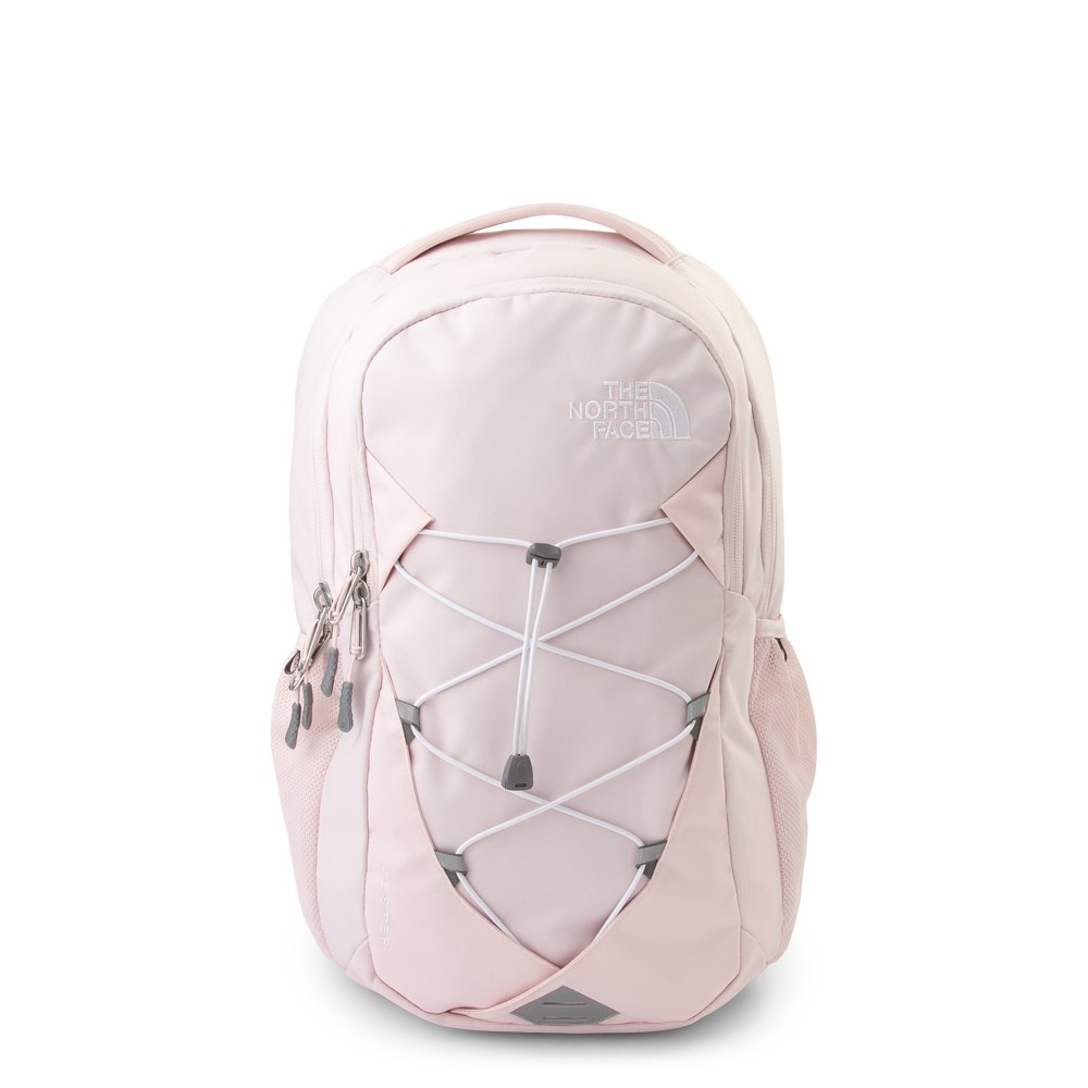 Womens The North Face Jester Backpack - Purdy Pink