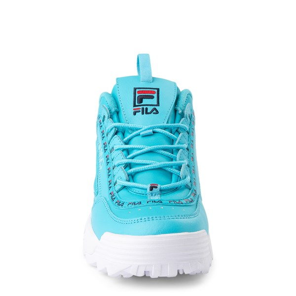 alternate view Womens Fila Disruptor 2 Premium Athletic Shoe - BlueALT4