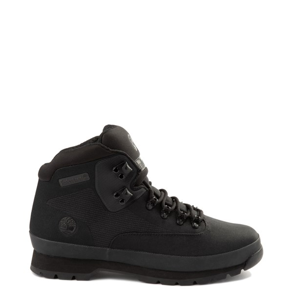 Mens Timberland Euro Hiker Jacquard Boot - Black