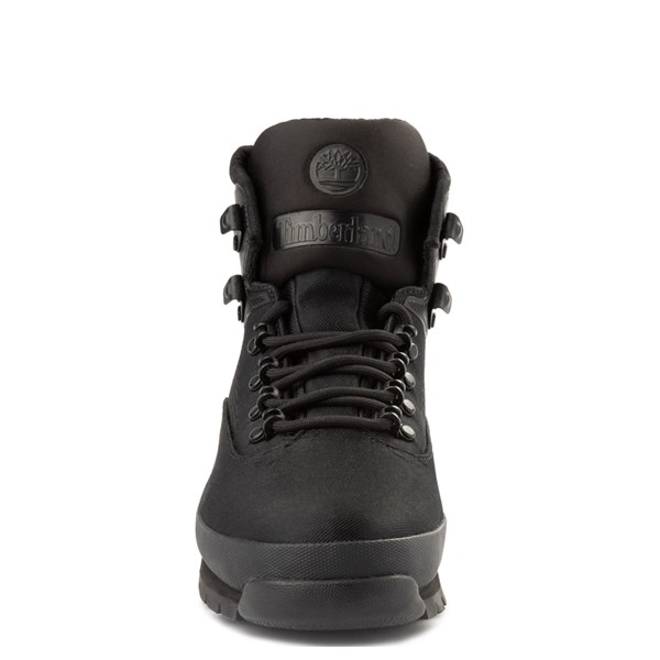 alternate view Mens Timberland Euro Hiker Jacquard Boot - BlackALT4