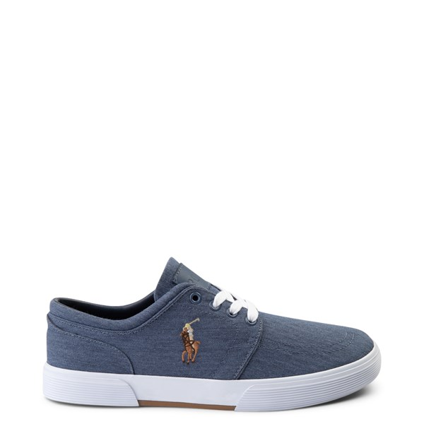 Mens Faxon Casual Shoe by Polo Ralph Lauren - Navy
