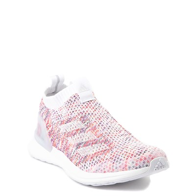 Alternate view of adidas RapidaRun Laceless Athletic Shoe - Little Kid