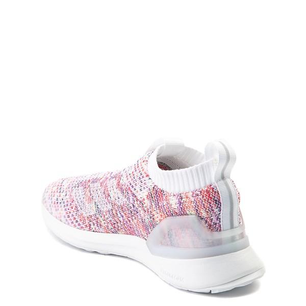 alternate view adidas RapidaRun Laceless Athletic Shoe - Big KidALT2