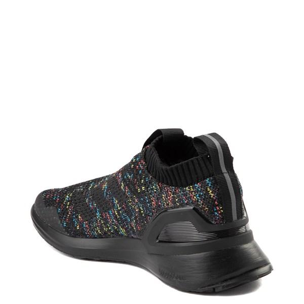 alternate view adidas RapidaRun Laceless Athletic Shoe - Little KidALT2