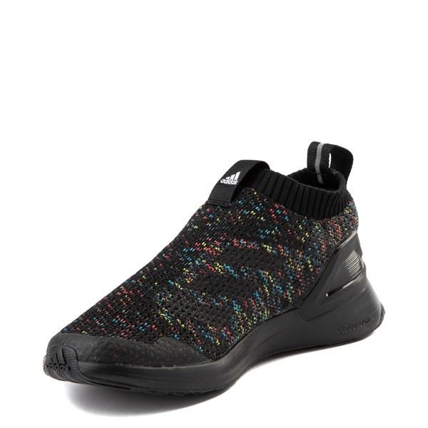 alternate view adidas RapidaRun Laceless Athletic Shoe - Little KidALT3