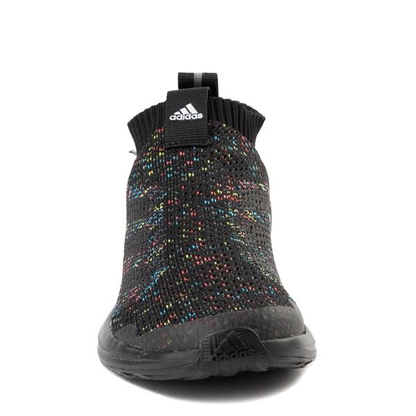 alternate view adidas RapidaRun Laceless Athletic Shoe - Little KidALT4