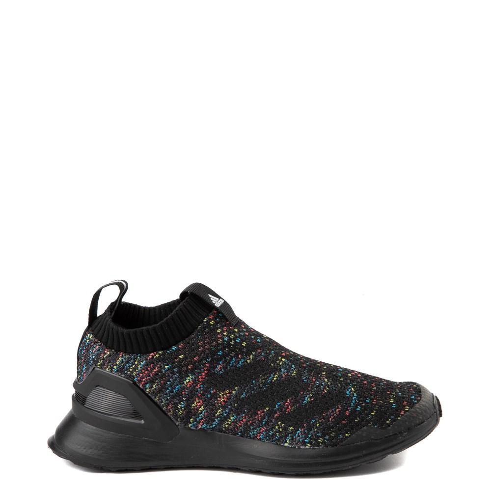 adidas RapidaRun Laceless Athletic Shoe - Little Kid