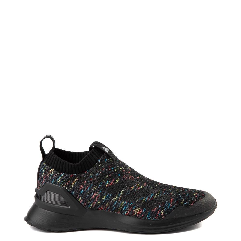 adidas RapidaRun Laceless Athletic Shoe - Big Kid