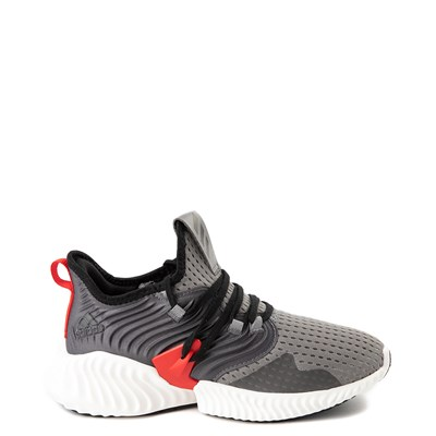 Main view of adidas AlphaBounce Instinct Athletic Shoe - Big Kid
