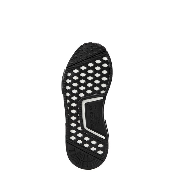 alternate view adidas NMD R1 Athletic Shoe - Big Kid - Core BlackALT5