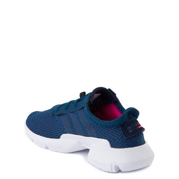 alternate view adidas P.O.D. S3.8 Athletic Shoe - Little KidALT2