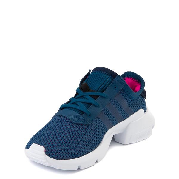 alternate view adidas P.O.D. S3.8 Athletic Shoe - Little KidALT3