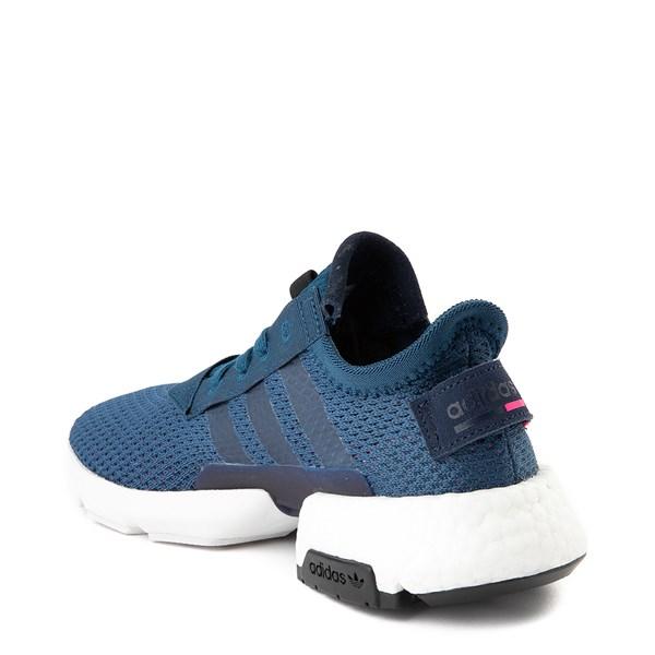 alternate view adidas P.O.D. S3.8 Athletic Shoe - Big KidALT2