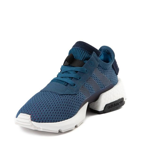 alternate view adidas P.O.D. S3.8 Athletic Shoe - Big KidALT3