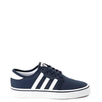 Main view of adidas Seeley Skate Shoe - Little Kid / Big Kid