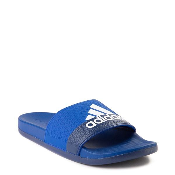 Alternate view of adidas Adilette Slide Sandal - Little Kid / Big Kid
