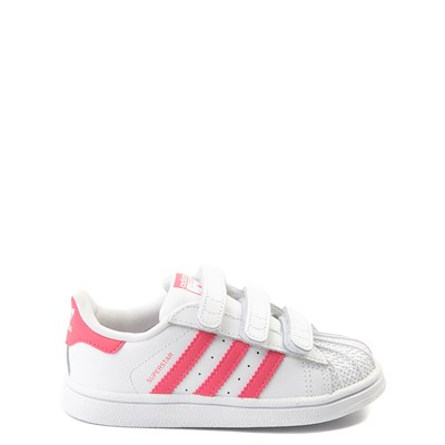 Main view of adidas Superstar Athletic Shoe - Toddler