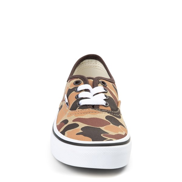 alternate view Vans Authentic Skate Shoe - Little Kid / Big Kid - Vintage CamoALT4