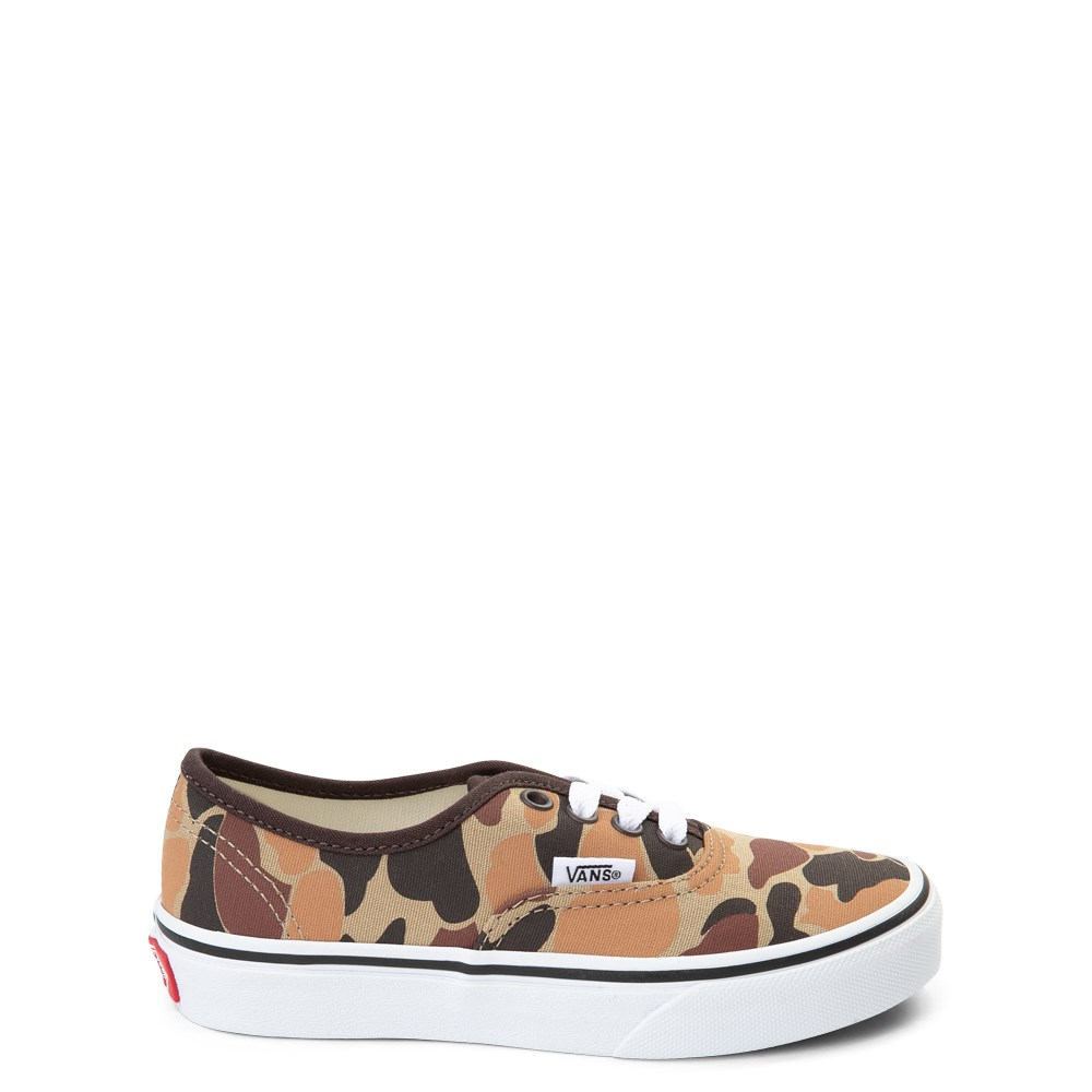 Vans Authentic Skate Shoe - Little Kid / Big Kid - Vintage Camo
