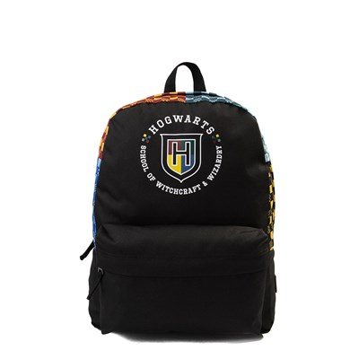 Main view of Vans x Harry Potter Hogwarts Backpack - Black / Multi