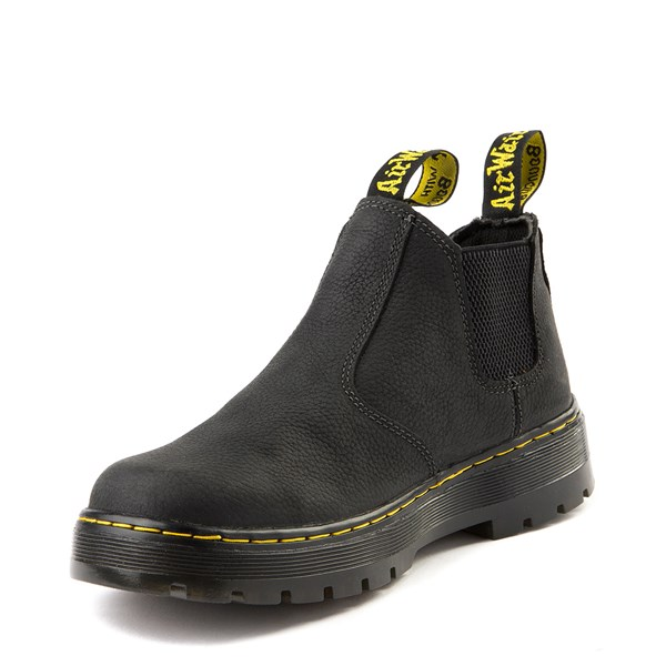 alternate view Dr. Martens Hardie Chelsea Boot - BlackALT3