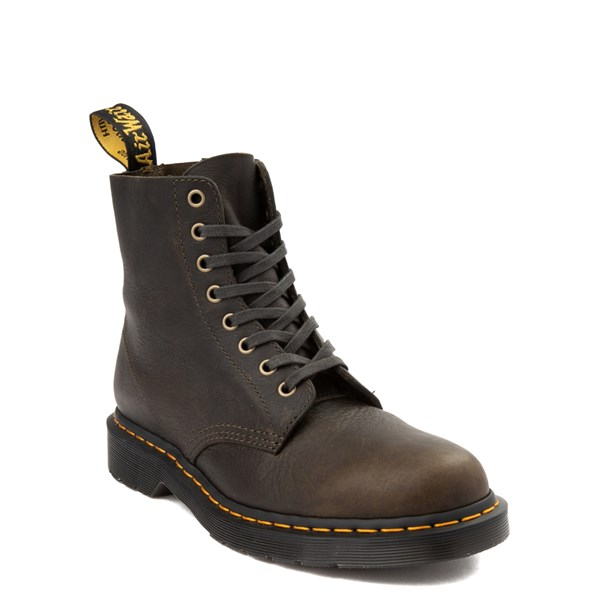 Alternate view of Dr. Martens Pascal 8-Eye Boot - Green Lake
