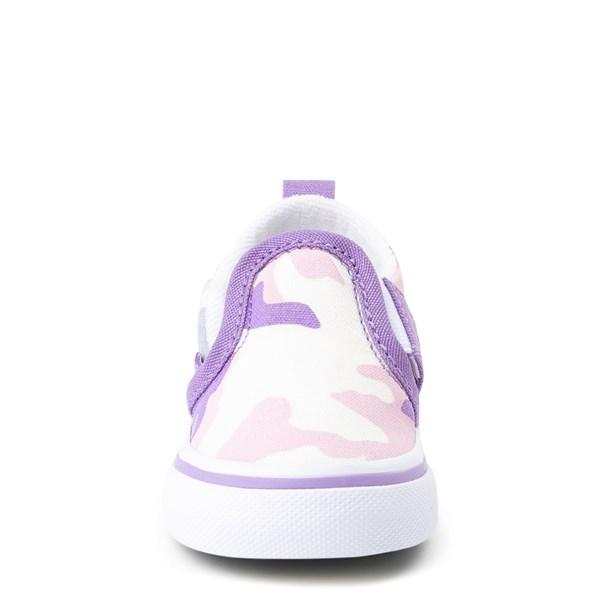 alternate view Vans Slip On V Skate Shoe - Baby / ToddlerALT4