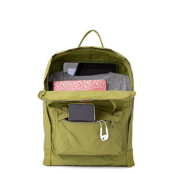 alternate view Fjallraven Kanken Backpack - GuacamoleALT1