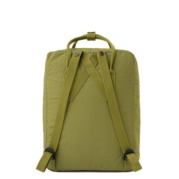 alternate view Fjallraven Kanken Backpack - GuacamoleALT2