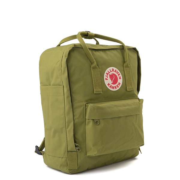 alternate view Fjallraven Kanken Backpack - GuacamoleALT4B